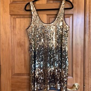 Express NWT Party Dress L